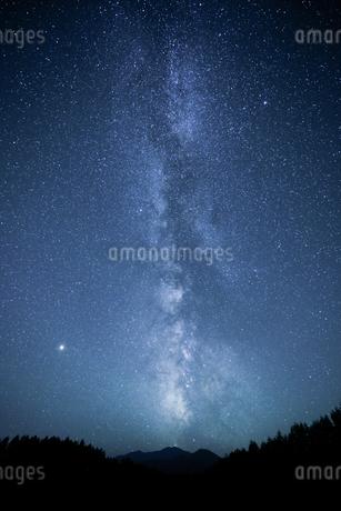 天の川の写真素材 [FYI04083710]