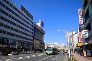 高田馬場駅の写真素材 [FYI04083736]