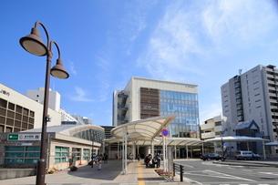 東中野駅の写真素材 [FYI04083795]