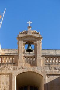 セングレア バシリカの鐘楼の写真素材 [FYI04084181]