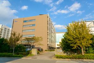 神戸キャンパス 理化学研究所 西エリアの写真素材 [FYI04084514]