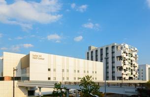 神戸キャンパス 理化学研究所 東エリアの写真素材 [FYI04084515]