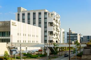神戸キャンパス 理化学研究所 東エリアの写真素材 [FYI04084516]