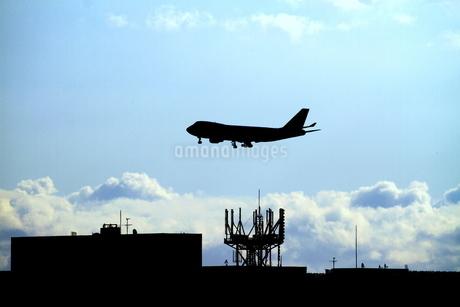 空港の風景の写真素材 [FYI04084696]