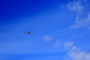 青空へテイクオフの写真素材 [FYI04084745]