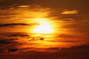 太陽の写真素材 [FYI04085137]