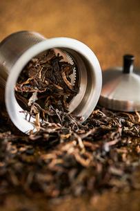 茶葉の写真素材 [FYI04085587]