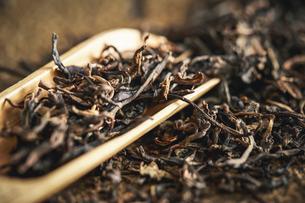 茶葉の写真素材 [FYI04085588]