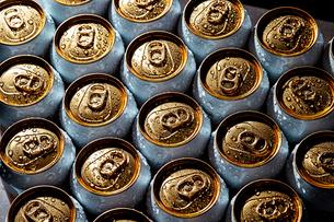 ドリンク缶の写真素材 [FYI04085652]