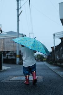 雨の日の写真素材 [FYI04087017]
