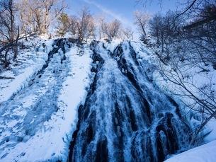 オシンコシンの滝の写真素材 [FYI04087702]