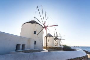 カト・ミリの風車の写真素材 [FYI04088213]