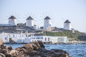 カト・ミリの風車の写真素材 [FYI04088220]