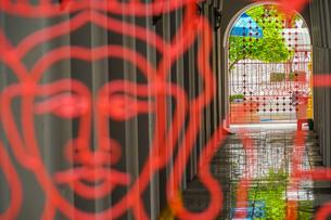 ワット・ラチャナダラム ロハプラサート(タイ王国 バンコク)の写真素材 [FYI04088639]