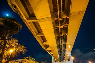 首都高速神奈川5号大黒線の写真素材 [FYI04088691]