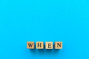 アルファベット テキスト 文字 英字 単語 スタンプ 青の写真素材 [FYI04089073]