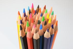 色鉛筆の写真素材 [FYI04089238]