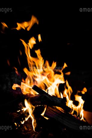 炎の写真素材 [FYI04089247]