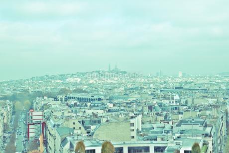 パリの風景の写真素材 [FYI04090053]