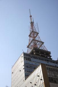サンパウロのビジネスビルの写真素材 [FYI04090085]