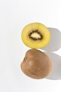 アップルキウイフルーツ 魁蜜の写真素材 [FYI04090208]