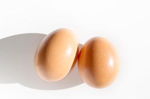 たまご 生卵の写真素材 [FYI04090368]