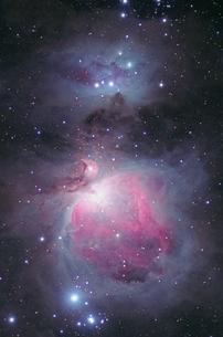オリオン大星雲の写真素材 [FYI04091868]