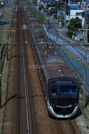 東急田園都市線2020系の写真素材 [FYI04092402]