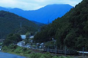 大井川鉄道SLかわね路号の写真素材 [FYI04092404]