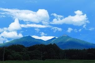 八ヶ岳の写真素材 [FYI04092431]