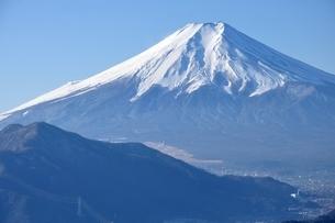 眺望富士の写真素材 [FYI04092678]