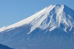 眺望富士の写真素材 [FYI04092682]