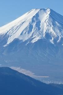 眺望富士の写真素材 [FYI04092683]