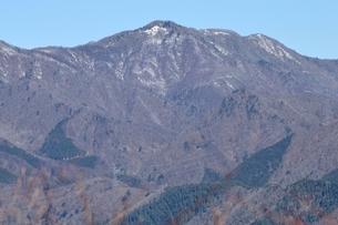 高川山より望むハマイバ丸の写真素材 [FYI04092687]