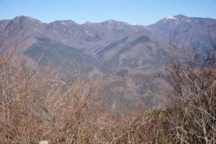 小金沢連嶺の写真素材 [FYI04092691]