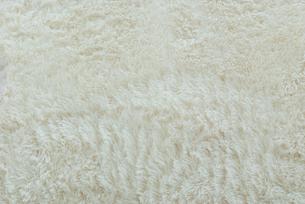 絨毯の毛の写真素材 [FYI04092708]