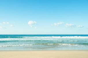 綺麗な海の写真素材 [FYI04092710]