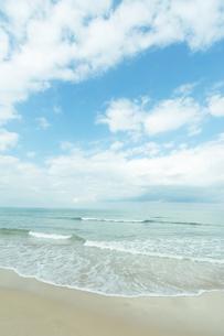 穏やかな海の写真素材 [FYI04092721]