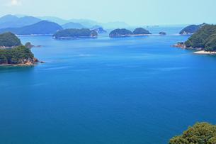 7月 高塚公園(高塚台)展望台 から熊野灘を展望するの写真素材 [FYI04093345]