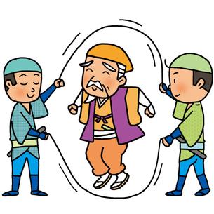 水戸黄門のイラスト素材 [FYI04093488]