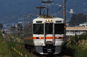 電車 JR東海313系の写真素材 [FYI04093978]