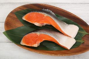 鮭の写真素材 [FYI04094027]