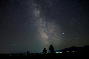 天の川の写真素材 [FYI04095053]