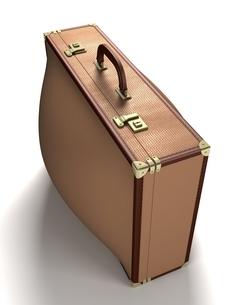膨らんだ鞄のイラスト素材 [FYI04095205]