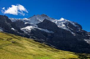 スイス、ユングフラウの写真素材 [FYI04095312]