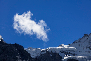 スイス、ユングフラウヨッホの写真素材 [FYI04095313]