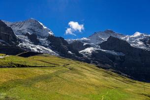 スイス、ユングフラウヨッホの写真素材 [FYI04095315]