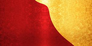 赤と金の写真素材 [FYI04095522]