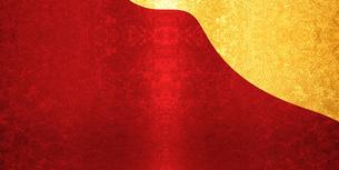 赤と金の写真素材 [FYI04095523]