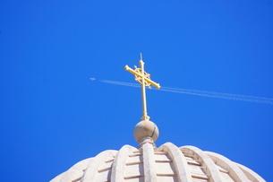 ノートルダム・ドゥ・ラ・ガルド寺院の写真素材 [FYI04096081]